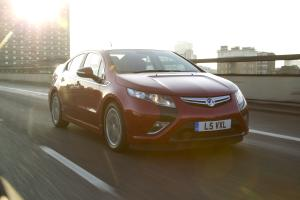Vauxhall Ampera Earth 2012 года